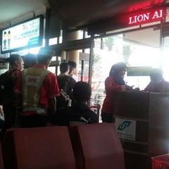 Photo taken at Garuda Indonesia Executive Lounge by Arif Be Pe on 9/28/2014