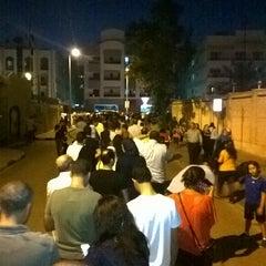 Photo taken at Consulate of Egypt   قنصلية جمهورية مصر العربية by Ahmed H. on 5/17/2014