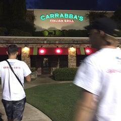 Photo taken at Carrabba's Italian Grill by Bogdan K. on 8/6/2015
