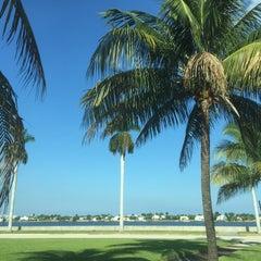 Photo taken at West Palm Beach by Regan C. on 10/14/2015