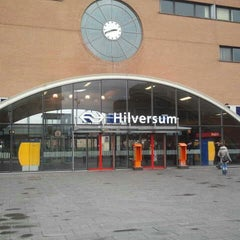 Photo taken at Station Hilversum by Ben V. on 1/3/2013