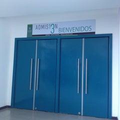 Photo taken at Universidad Santo Tomas by Stephanie Crissie P. on 1/26/2013