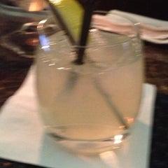 Photo taken at Aureole Wine Lounge by Jill H. on 4/29/2013
