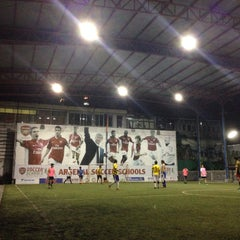Photo taken at Arsenal Soccer Schools by Sup B. on 8/18/2015