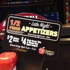 Photo taken at Applebee's by AARON R. on 2/21/2013