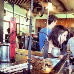 Photo taken at AU – Davenport Coffee Lounge by Daniel L. on 9/4/2013