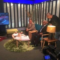 Photo taken at Capital TV by Saddam J. on 10/23/2015