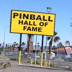 Photo taken at Pinball Hall of Fame by Candy-O on 2/26/2013