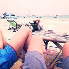 Photo taken at หาดทรายแก้ว (Sai Kaew Beach) by Dennis K. on 2/2/2013