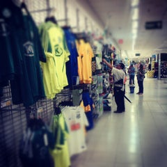 Photo taken at Decathlon by Danilo Y. on 10/4/2012