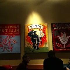 Photo taken at Starbucks by Alex R. on 12/30/2012