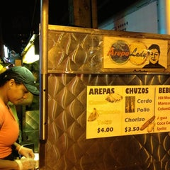 Photo taken at The Arepa Lady by Jose S. on 8/25/2013