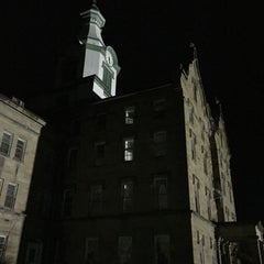 Photo taken at Trans-Allegheny Lunatic Asylum by Chris M. on 10/25/2015