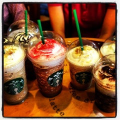 Photo taken at Starbucks Coffee by Denn T. on 12/15/2012