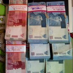 Photo taken at Mandiri by Yan J. on 11/14/2012