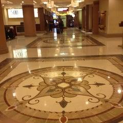 Photo taken at Palace Station Hotel & Casino by Katherine on 3/23/2013