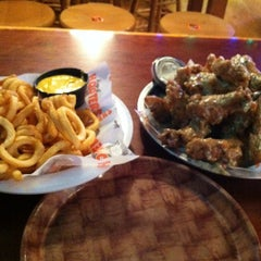 Photo taken at Hooters by Andre B. on 10/21/2012
