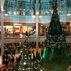 Photo taken at Square One Shopping Centre by Agnes L. on 11/25/2012