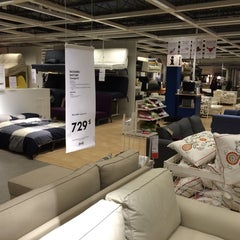 Photo taken at IKEA by Yves S. on 10/13/2014