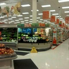 Photo taken at Super Target by David S. on 12/9/2012