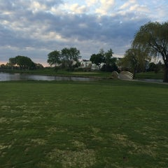 Photo taken at Bridges of Poplar Creek Country Club by CJ R. on 5/18/2014