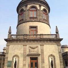 Photo taken at Museo Nacional de Historia (Castillo de Chapultepec) by Krystoff  on 1/12/2013