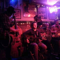 Photo taken at Ain't Nothin But...The Blues Bar by Rokio N. on 3/9/2013