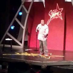 Photo taken at Comedy Club Stardome by Myra L. Walker- W. on 2/14/2013