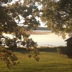 Photo taken at Madden's Resort on Gull Lake by Brad B. on 9/22/2014