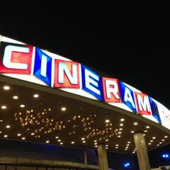 Photo taken at Cinerama Dome at Arclight Hollywood Cinema by DJ C. on 4/21/2013