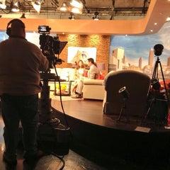 Photo taken at WKYC-TV by Katherine B. on 9/9/2013