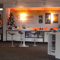 Photo taken at AT&T by Danielle J. on 12/22/2013