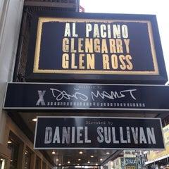 Photo taken at Gerald Schoenfeld Theatre by Akiko on 11/25/2012