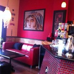 Photo taken at Cafe Fulya by if i. on 12/17/2012