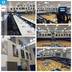 Photo taken at Joe Craft Center by University of Kentucky on 10/10/2014