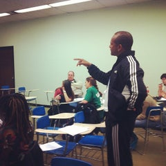 Photo taken at White Hall Classroom Building by University of Kentucky on 4/24/2013