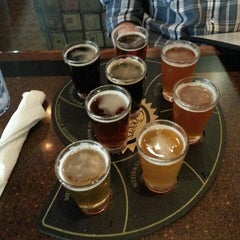 Photo taken at RAM Restaurant & Brewery by Sara G. on 3/22/2013