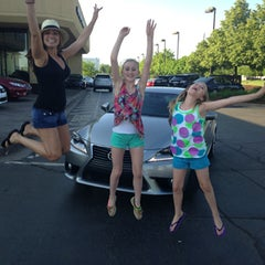 Photo taken at Meade Lexus of Southfield by Meade Lexus of Southfield on 8/19/2015