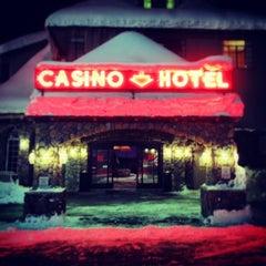 Photo taken at Tahoe Biltmore Lodge & Casino by David L. on 12/28/2012