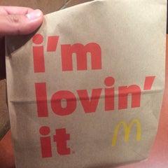 Photo taken at McDonald's by Robert C. on 11/30/2015