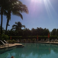Photo taken at Poolside At La Piaggia by Stephanie P. on 11/24/2012
