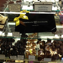 Photo taken at Chocolate Chocolate by David G. on 5/3/2013
