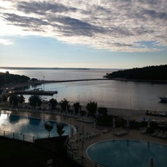 Photo taken at Hotel Istra by Ana G. on 9/21/2015