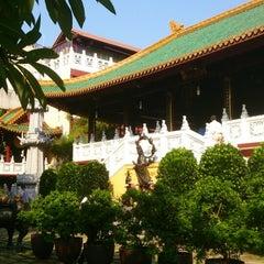 Photo taken at Chùa Viên Giác by Chanh L. on 4/20/2014