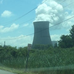 Photo taken at Davis-Besse Nuclear Power Station by Richard Dale on 8/11/2015