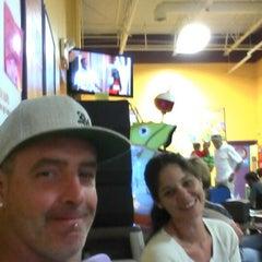 Photo taken at Monkey Joe's by Shawn I. on 6/29/2014