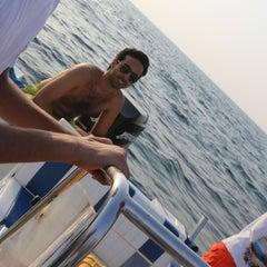 Photo taken at Delma Island by Saif Salem Saif A. on 8/15/2014