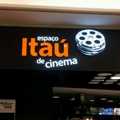 Photo taken at Espaço Itaú de Cinema by Laísa A. on 11/4/2012
