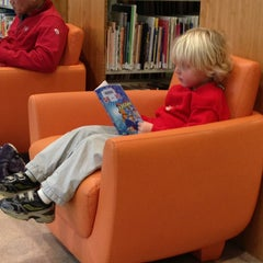 Photo taken at Merced Branch Library by Stephanie L. on 1/23/2013