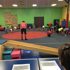 Photo taken at My Gym Valencia by Cheryl L. on 2/21/2013